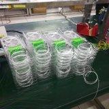 Prix fabricant 1X16 0,9 mm avec doubleur de gamme PLC couleur sans Connecteur tube en acier