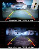 Камера Cm-316b вид сзади автомобиля рамки номерного знака EU ночного видения европейская