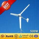 500W Gerador eólico da China Fabricante (Gerador de turbina eólica 90W-300KW)
