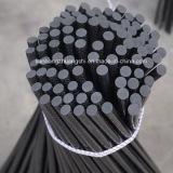 Fibra Multi-Size Rod del carbonio con alto Srength