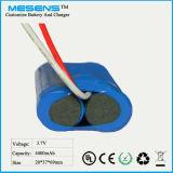 3.7V 4400mAh Lithium-Ionenbatterie (18650)