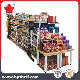 Шкаф хранения Shelving индикации промотирования супермаркета сверхмощный