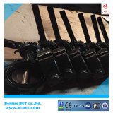 무쇠 바디 SS 디스크 고무 시트 웨이퍼 유형 PN 16 PN10 나비 벨브 DIN 표준 BCT-DKD71X-16