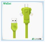 最高速度および低価格(WY-CA37)の新しい旋回装置の携帯電話ケーブル