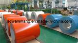 Bobina d'acciaio galvanizzata tuffata calda della bobina PPGI PPGL di Gi (0.15-4.0mm) dalla fabbrica della Cina