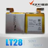 Desmonte la batería para Sony Lt28