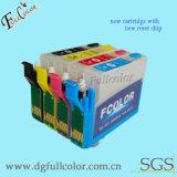 Resetear el cartucho de tinta para Epson TX320 T1381-T1384