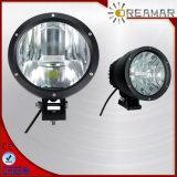 luz campo a través del trabajo del alimentador LED del CREE IP68 de 7inch 50W con la viga europea