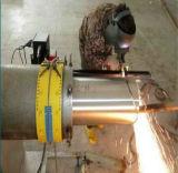 Im Freien Portable CNC-Flamme/Plasma-Ausschnitt-Maschine für großer Durchmesser-Rohr