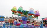 Paseos en Globo de parque temático de Samba Raza Happy Swing medusas a la venta