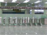 Puerta de Embarque Automática con Barcode Scanning / Reconocimiento de Cara
