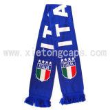 Hot Sale Football Jacquard Foulards (JRI034)