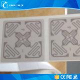 Etiqueta engomada de papel sin contacto programable del extranjero H3 RFID NFC