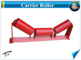 D108*315mm Vermelho plana do Transportador do Rolete da Engrenagem Intermediária