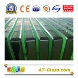 vetro temperato di 5mm-19mm usato per costruzione, la finestra, la casa, la parete, la mobilia, ecc