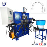 Automatisches hydraulisches Metallplastikwannen-Griff, der Maschine herstellt