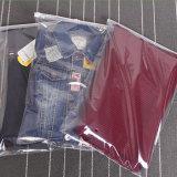 Дешевой одежды Одежда T футболка Zip упаковки пластиковой упаковки блокировки подушки безопасности
