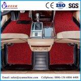 Двойной цвет и одиночный половой коврик циновки автомобиля циновки катушки PVC цвета делая машину