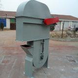 El uso de la línea de procesamiento de granos elevador de cangilones transmitir máquina