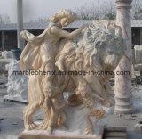 Statue du jardin romain / statue romaine / sculpture romaine