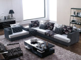 Gewebe-Sofa (F8808-1)
