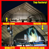 Rectangle de sélection de courbe de tente pour la piscine en taille 30X40M 30m X 40m 30 par 40 40X30 40m X 30m