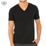 (Commerce) d'assurance de la MENS Sports Wear Lycra tee-shirts de compression