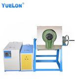 25kw Mf van het Merk van Yuelon Smeltende Oven van het Ijzer van de Reeks de Elektrische