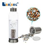 Fles van het Water van de Waterstof van de Fles van het glas de Alkalische met Filter