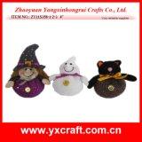Празднество Halloween деталя подарка украшения Halloween (ZY11S358-1-2-3) ягнится украшение