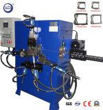 De hydraulische Automatische Vierkante het Vastbinden Gesp die van de Draad Machine maken