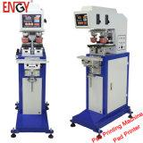 Dos colores Inkcup Tampoprint máquina de tampografía para regalo promocional en C125/2s