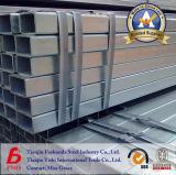 Heißes eingetauchtes galvanisiertes quadratisches Stahlrohr (Q235)