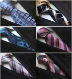 Relation étroite en soie de Mens de modèles de cravate de mode fabriquée à la main neuve de qualité (T003/004/005)