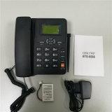 Mtk Chipset van de fabrikant GSM Fwp SIM van de Desktop GSM van de Kaart bevestigde Draadloze Telefoon
