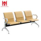 Preiswerter Preis 3 Seaters Edelstahl-Flughafen-Wartestühle