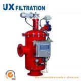 Filtro de filtro de água de lavagem automática