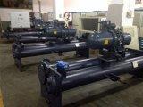 Protección de la seguridad Unidad de enfriador de agua refrigerada por aire industrial de la placa de acero inoxidable del evaporador 14kw