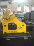 Sb40 ciseau 68mm de diamètre du marteau hydraulique pour pelle 4-7tonne
