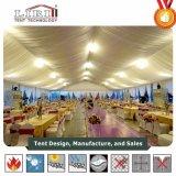 20X50M 1500 Sesión banquetes de boda Tienda de la marquesina de cristal