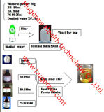 (CAS 2363-59-9) сырцовый стероид пудрит ацетат Boldenone