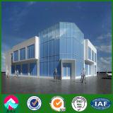 Showroom da estrutura de aço de alta qualidade com baixo custo