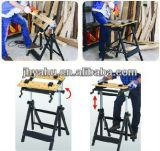 Bancada de madeira Foldable do Worktable ajustável para o Woodworking (YH-WB001)