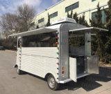 2018 Electric Bus alimentaire mobile de haute qualité pour la vente