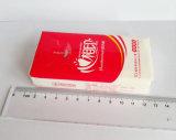 Tejido plegable la empaquetadora de papel Pocket de proceso