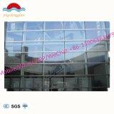 Prédio temperado isolante colorida de Vidro da janela