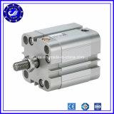 ISO6431 표준 작은 고압 압축 단 하나 임시 압축 공기를 넣은 공기 실린더