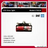 LED 스트로브 경고 챙 빛 (LTDG18)