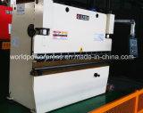 máquina de dobra do aço inoxidável de 4mm com sistema servo do CNC