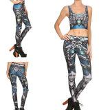 Nueva moda Imprimir estirar Leggings Leggings de impresión digital